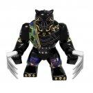 Big Minifigure Black Panther T'Chaka Avengers Marvel Super Heroes