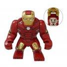 Big Minifigure Iron Man Avengers Marvel Super Heroes