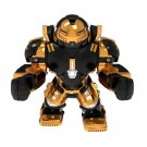 Big Minifigure Hulkbuster Avengers Black-Gold Suit Marvel Super Heroes