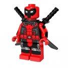 Minifigure Deadpool Marvel Super Heroes