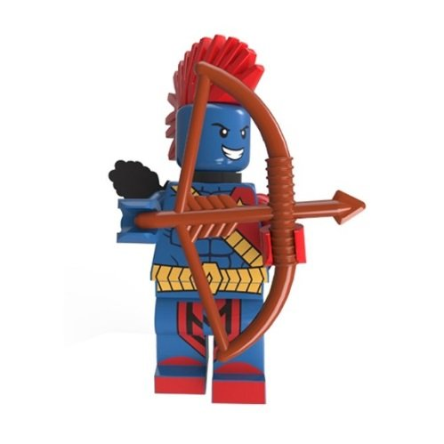 Minifigure Yondu Archer Style Guardians of the Galaxy Marvel Super Heroes