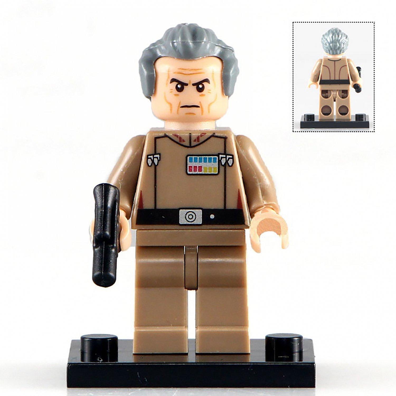 Minifigure Wilhuff Tarkin Grand Moff Star Wars