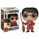Harry Potter with Quidditch Robes №08 Funko POP! Action Figure Vinyl PVC Minifigure Toy