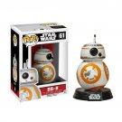 BB-8 Star Wars №61 Funko POP! Action Figure Vinyl PVC Minifigure Toy