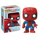 Spider-Man Marvel Comics №03 Funko POP! Action Figure Vinyl PVC Minifigure Toy