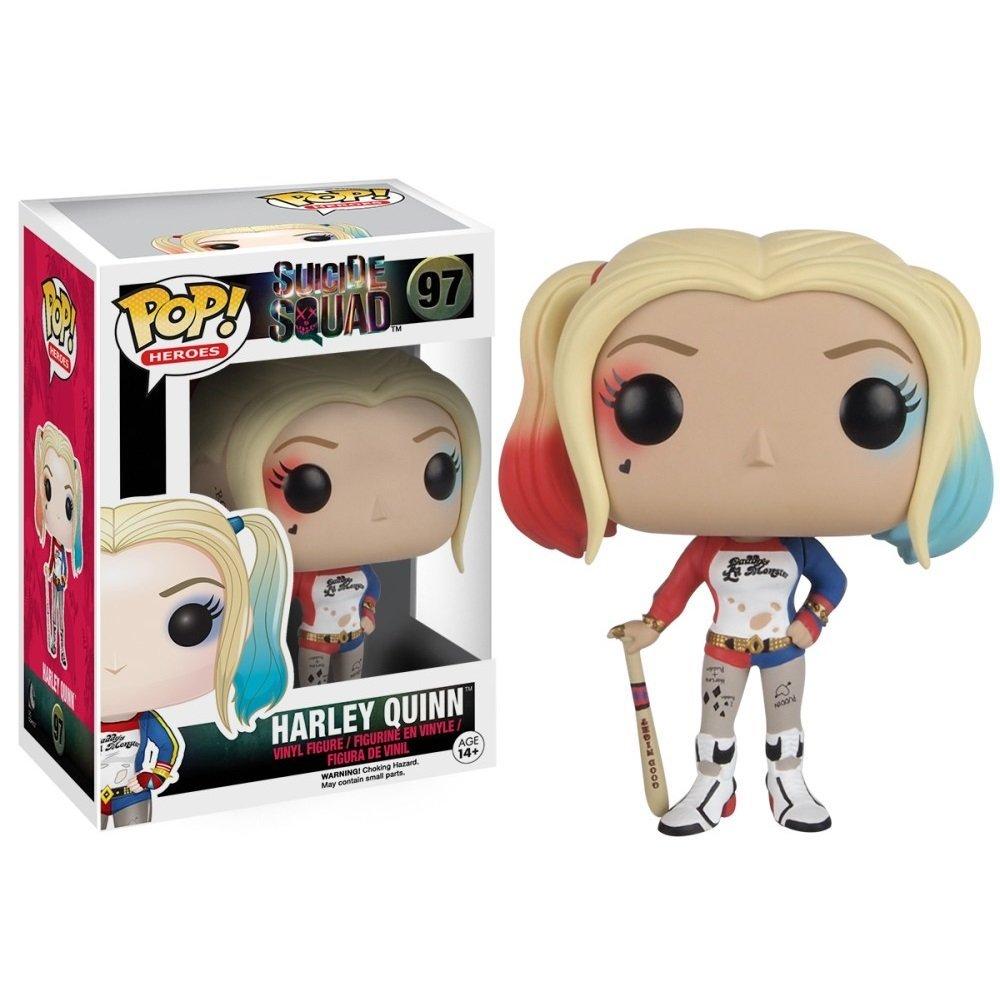 Harley Quinn Suicide Squad �97 Funko POP! Action Figure Vinyl PVC Minifigure Toy