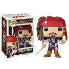 Captain Jack Sparrow Pirates of the Caribbean №172 Funko POP! Action Figure Vinyl PVC Toy