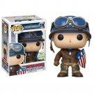 Captain America (World War II) Marvel Comics №219 Funko POP! Action Figure Vinyl Minifigure Toy