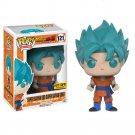 Super Saiyan God Super Saiyan Goku Dragon Ball Z №121 Funko POP! Action Figure Minifigure Toy