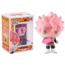Super Saiyan Rose Goku Black Dragon Ball Z №260 Funko POP! Action Figure Vinyl PVC Minifigure Toy