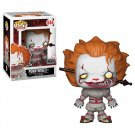 Pennywise Wrought Iron in Head IT №544 Funko POP! Action Figure Vinyl PVC Minifigure Toy