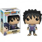 Sasuke Uchiha Naruto №72 Funko POP! Action Figure Vinyl PVC Minifigure Toy