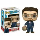 Tony Stark Iron Man Spider-man Movies Marvel Comics №225 Funko POP! Action Figure Vinyl PVC Toy