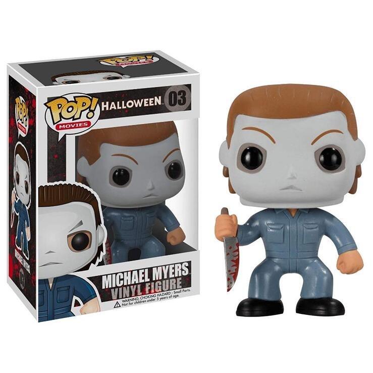 Michael Myers Halloween �03 Funko POP! Action Figure Vinyl PVC Minifigure Toy