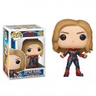 Captain Marvel Marvel Comics №425 Funko POP! Action Figure Vinyl PVC Minifigure Toy