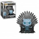 Night King Iron Throne Game of Thrones №74 Funko POP! Action Figure Vinyl Minifigure Toy
