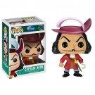 Captain Hook from Peter Pan Disney №26 Funko POP! Action Figure Vinyl PVC Minifigure Toy