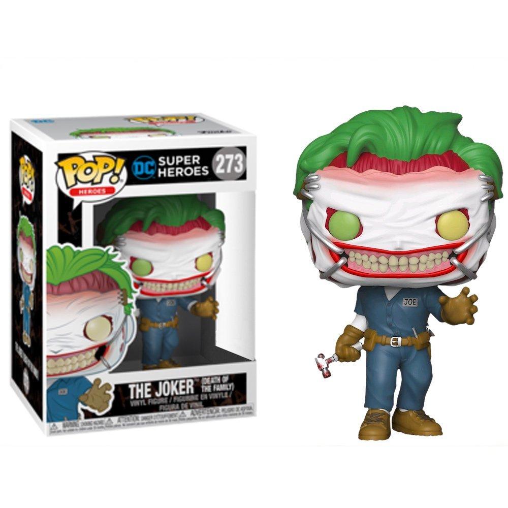 The Joker DC Super Heroes �273 Funko POP! Action Figure Vinyl PVC Minifigure Toy