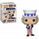 Uncle Sam American History №12 Funko POP! Action Figure Vinyl PVC Minifigure Toy