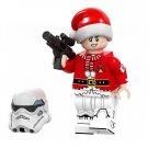 Minifigure Stormtrooper Christmas Santa Star Wars
