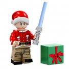 Minifigure Luke Skywalker Christmas Santa Star Wars