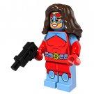Minifigure Atomica DC Comics Super Heroes