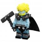 Minifigure Jotunn Frost Giant Thor Marvel Super Heroes