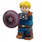 Minifigure Captain America Avengers Marvel Super Heroes