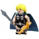 Minifigure Valkyrie Marvel Super Heroes