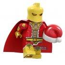 Minifigure Doctor Fate Christmas Santa DC Comics Super Heroes