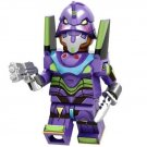 Minifigure Evangelion Unit-01 NGE EVA Mecha Anime Manga Movie