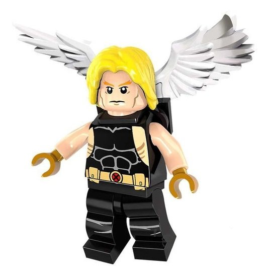 Minifigure Angel X-Men Marvel Super Heroes