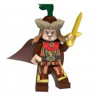 Minifigure Master of Lake-town Esgaroth Lord Of The Rings Hobbit Compatible Lego