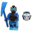 Minifigure Carbide Fortnite Compatible Lego