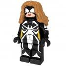 Minifigure Spider-Woman Julia Carpenter Marvel Super Heroes Compatible Lego