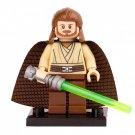 Minifigure Qui-Gon Jinn Star Wars Compatible Lego