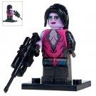 Minifigure Widowmaker Overwatch Compatible Lego