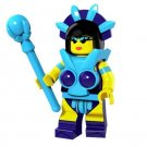 Minifigure Evil-Lyn Masters of the Universe Compatible Lego