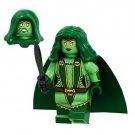 Minifigure Gamora Marvel Super Heroes Compatible Lego