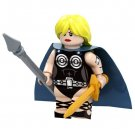 Minifigure Valkyrie Marvel Super Heroes Compatible Lego