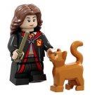 Minifigure Hermione Granger Harry Potter Compatible Lego