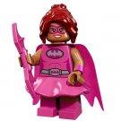 Minifigure Batgirl Pink Suit DC Comics Super Heroes Compatible Lego