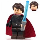 Minifigure Anakin Skywalker Sith Star Wars Compatible Lego