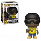 The Notorious B.I.G. with Jersey №78 Funko POP! Action Figure Vinyl PVC Toy