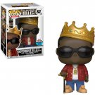 The Notorious B.I.G. with Crown №82 Funko POP! Action Figure Vinyl PVC Toy