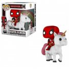 Deadpool on Unicorn №36 Marvel Funko POP! Action Figure Vinyl PVC Toy
