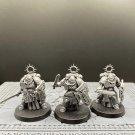 3pcs Bladeguard Veteran Squad Primaris Space Marine Warhammer Resin Models 1/32 scale