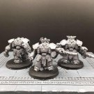 3pcs Centurions Space Marine Legion Warhammer Resin Models 1/32 scale Action Figures