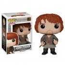 Jamie Fraser Outlander №251 Funko POP! Action Figure Vinyl PVC Toy