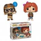 Carl & Ellie Up Disney 2-pack Funko POP! Action Figure Vinyl PVC Toy